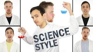Download Science STYLE Cover - Taylor Swift Acapella Parody Video