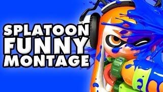 Download Splatoon Funny Montage! Video
