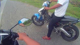 Download ateV kawahara black cam vs Ryan sniper mx stock cam Video