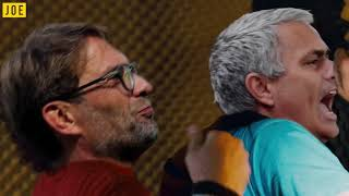 Download Did you touch my drum set? Jurgen Klopp vs. Jose Mourinho in Step Brothers Video