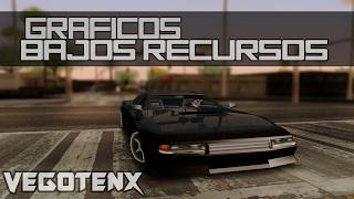 Download GRÁFICOS SUPER REALISTAS DE BAJOS RECURSOS 2017 GTA SAN ANDREAS Video