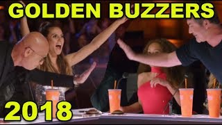 Download 5 Best GOLDEN BUZZERS 2018! Video