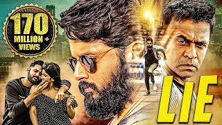 Download LIE (2017) Full Movie in Hindi | Nithiin, Arjun, Megha Akash | Riwaz Duggal | New Release Video