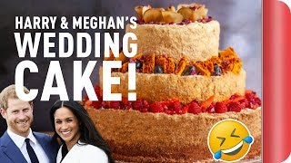 Download Baking The Royal Wedding Cake | Step Up To The Plate Video