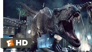 Download Jurassic World (9/10) Movie CLIP - T-Rex vs. Indominus (2015) HD Video