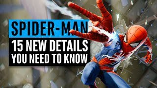 Download Spider-Man | 15 New Details You Need To Know Video