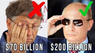Download 10 PEOPLE WHO MAKE BILL GATES LOOK POOR Video