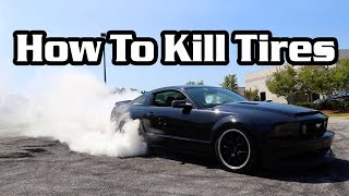 Download How To Properly Dispose of Old Tires + 600RWHP Terminator Ride Along Video