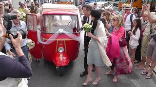 Download Matrimonio vip a Capri: si sposa la figlia di De Sica Video