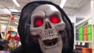 Download Home Depot 2016 Awesome Halloween Animatronics and Other Decorations! Video