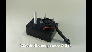 Download Diorama Build 2 of 4 - Building a miniature USB powered smoke generator for a diorama Video