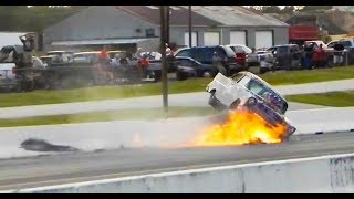 Download Drag Strip Fails | Drag Racing Crashes and Spills (#2) Video