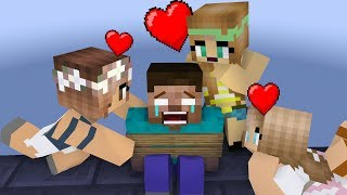 Download Monster School: Love Curse - Minecraft Animation Video