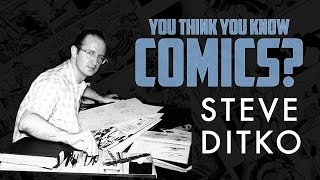 Download Steve Ditko - You Think You Know Comics? Video