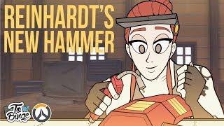 Download Reinhardt's New Hammer - An Overwatch Cartoon Video