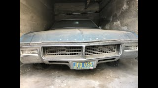 Download Barn Find 1968 Buick Riviera GS ....Will it Run? (CTR-177) Video