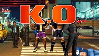 Download KOF98 All Characters Death Combo Video