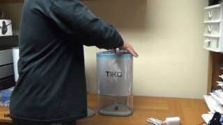 Download Tiko 3D printer - final version unboxing Video