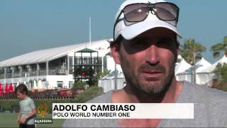 Download Cambiaso, the Messi of polo Video