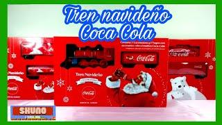 Download Tren navideño Coca-Cola / 2016 / Colección Completa / unboxing/ SKUNOTV Video