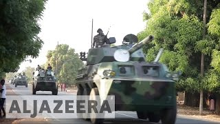 Download The Gambia: Yahya Jammeh faces military-force ultimatum Video