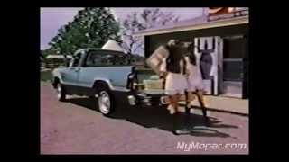 Download Dodge Adventurer Truck TV Commercial Video