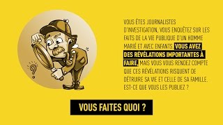 Download L'indépendance des journalistes : le journaliste d'investigation Video