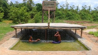 Download Build Shower Tube & Underground Swimming Pool ( Full Building ) Video
