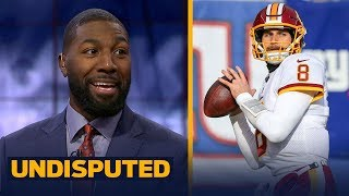 Download Greg Jennings on reports Kirk Cousins is expected to sign deal with Minnesota Vikings | UNDISPUTED Video