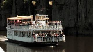 Download Daily Scenic Boat Tours on the St Croix River with the Taylors Falls Scenic Boat Tours Video