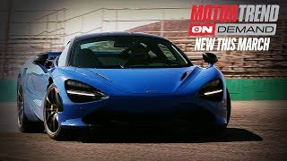 Download New This March 2018 on Motor Trend OnDemand Video
