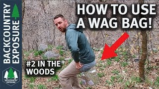 Download What Is A Wag Bag? | How To Poop In The Woods Responsibly! Video