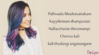 Download Be Free (Original) | Pallivaalu Bhadravattakam (Vidya Vox Mashup Cover) (ft. Vandana Iyer)(Lyrics) Video