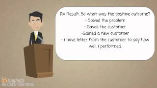 Download Interview Skills - How to manage a difficult customer - Sample answer Video