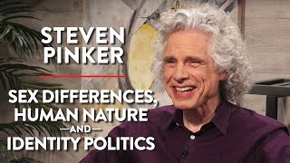 Download Steven Pinker on Sex Differences, Human Nature, and Identity Politics (Pt. 1) Video