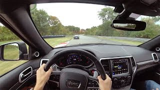 Download 2018 Jeep Grand Cherokee Trackhawk - POV First Impressions (Binaural Audio) Video