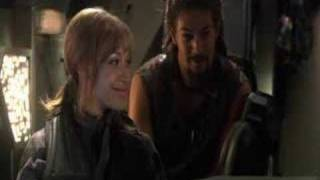 Download Teyla and Ronon learn about television Video