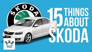 Download 15 Things You Didn't Know About ŠKODA Video
