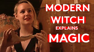 Download Brooklyn Witch Answers Questions and Debunks Myths About Magic Video