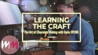 Download VR 180: The Art of Chocolate Making | Ep 2 Video