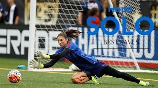 Download Hope Solo - Best Female Goalkeeper * HD Video