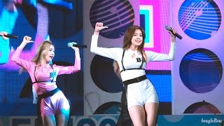 Download [4K] 160814 바바 Hot Pink 핫핑크 (EXID) 직캠 설이 | Baba Fancam kpop Cover Dance @ 남해 상주 페스티벌 Video