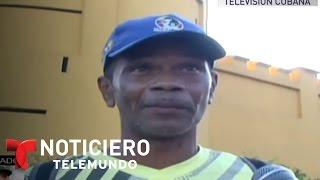 Download Cubanos en la isla lloran muerte de Fidel Castro | Noticiero | Noticias Telemundo Video