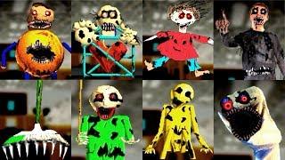 Download Five Night At Baldi's - All Nightmare Animatronics (EXTRAS) Video