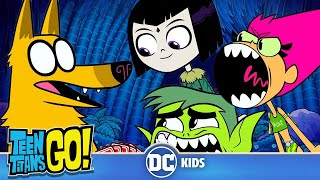 Download Teen Titans Go! | Wild Titans | DC Kids Video