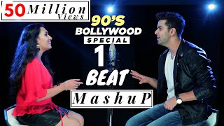 Download 1 BEAT Mashup - 90's Bollywood - SINGOFF | Singh's Unplugged (Ft. Gurashish Singh, Kuhu)|Cover Video