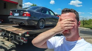Download MY TIRE EXPLODED ON THE FREEWAY - SO SCARY! Video