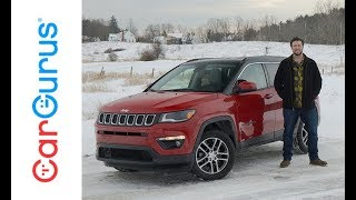 Download 2018 Jeep Compass | CarGurus Test Drive Review Video