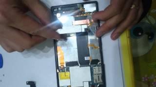 Download xperia z ultra repair guide c6833 lcd repair Video