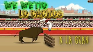 Download Los Toros de Pamplona Bonito Video Juego Gameplay Video